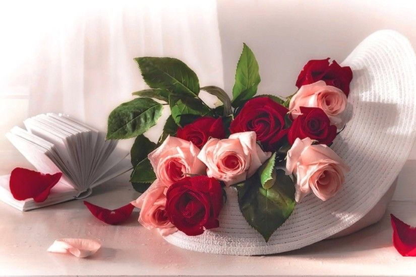 Beautiful Love Flowers Wallpapers (1)