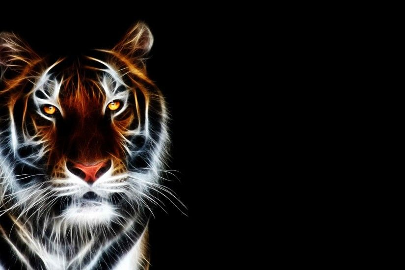 animated tiger wallpaper