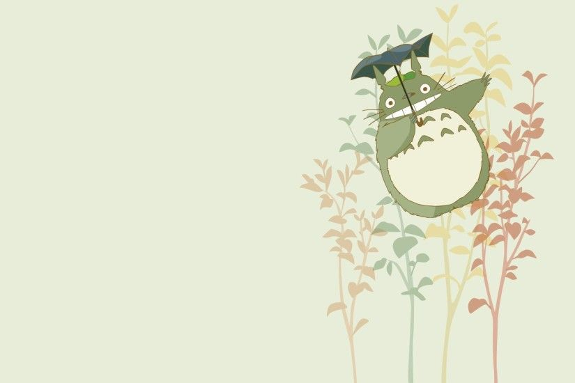 My Neighbor Totoro WallPaper HD - IMASHON.COM