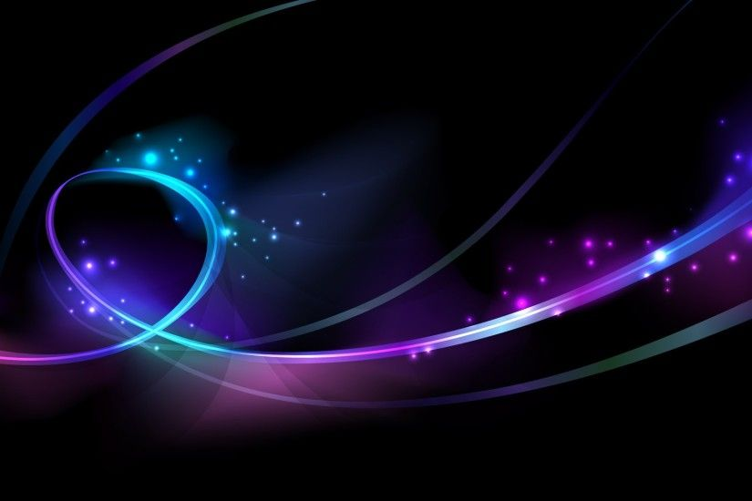 black blue wallpaper | Purple and blue twirl desktop wallpaper | Black  Background and some .