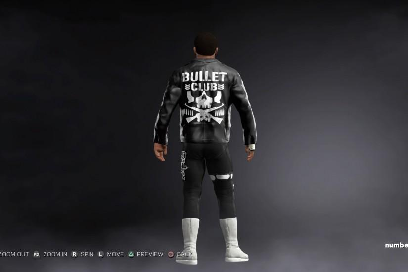 Custom Bullet Club Attire For Cody Rhodes: