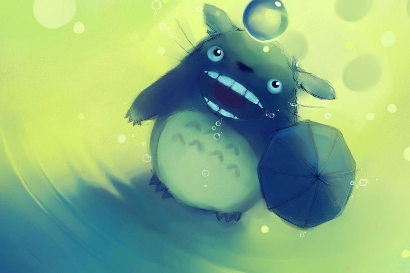 undefined Totoro Wallpaper (43 Wallpapers) | Adorable Wallpapers