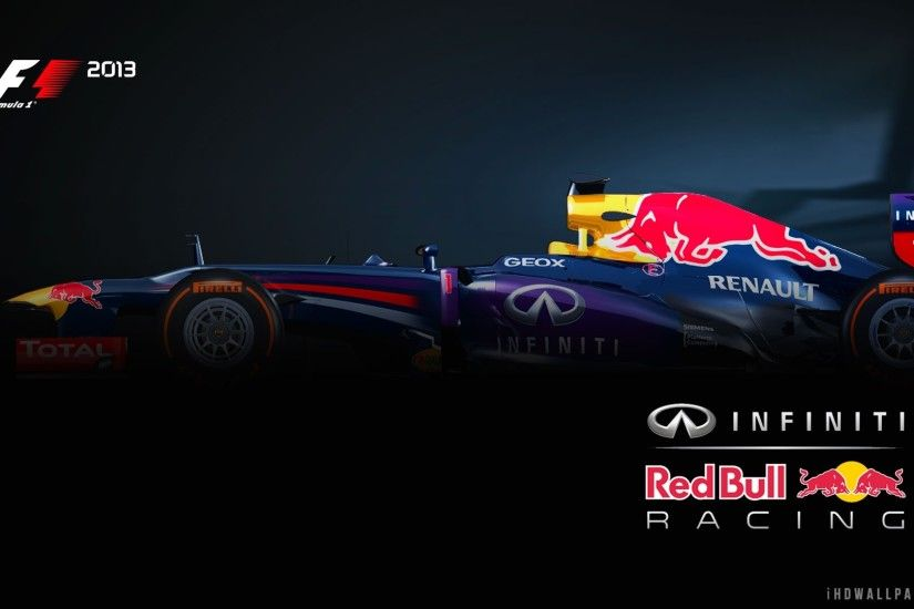Infiniti Red Bull Racing F1 2013 HD Wallpaper - iHD Wallpapers