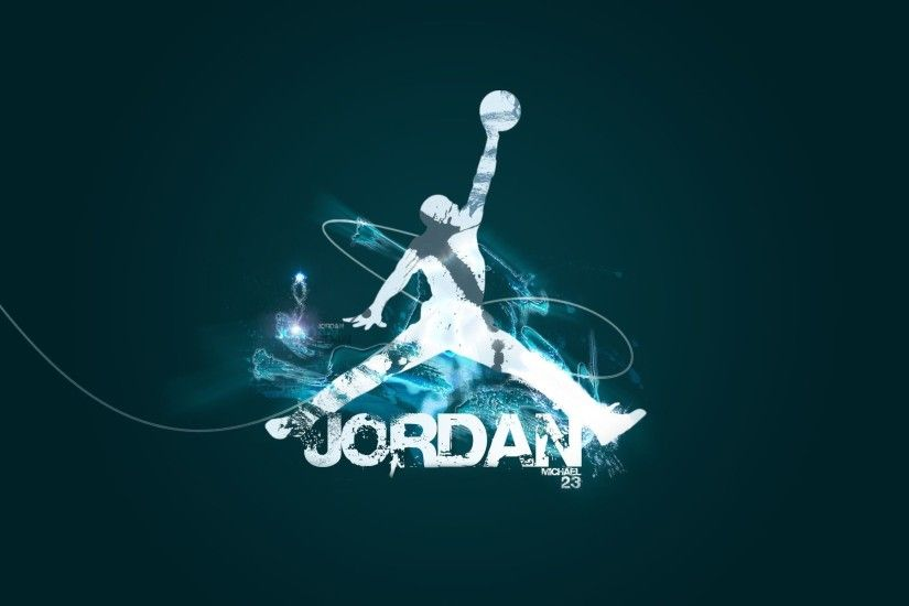 Air Jordan Logo Wallpapers HD.