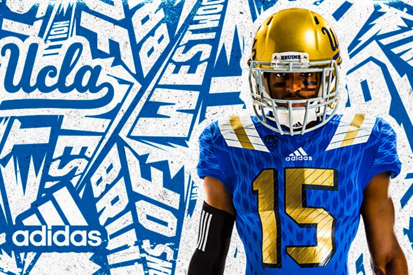 UCLA, adidas unveil new Bruins Primeknit core uniforms for Sept. 5 opener |  Sporting News