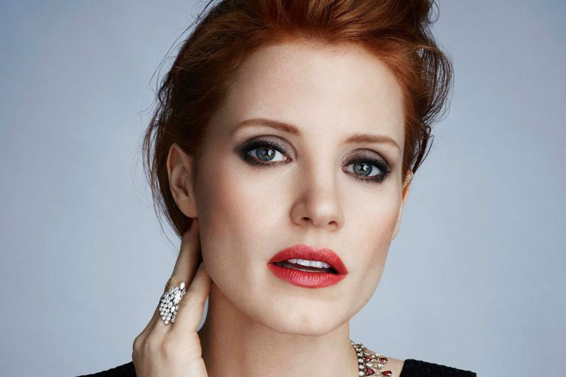 Celebrities / Jessica Chastain Wallpaper