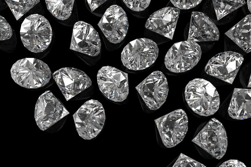diamonds stones dark background diamonds stones dark background