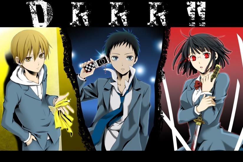 gorgerous durarara wallpaper 1920x1200 large resolution