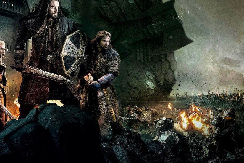 ... The Hobbit: Battle of the Five Armies Wallpaper by sachso74