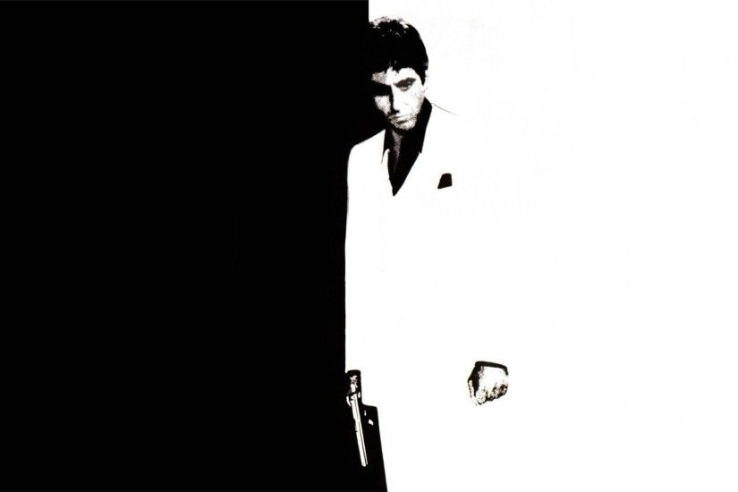 HD Quality Scarface Wallpapers Widescreen, RQ.11