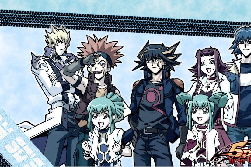 ... YGO 5Ds Wallpaper - Team 5ds by rubypearl31