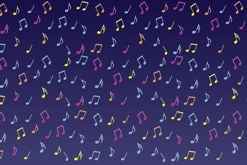 Musical Notes Wallpaper 387778