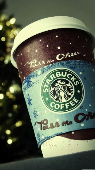 Cute Starbucks Wallpaper Phone #q8art | Cute Tumblr Pink Iphone Winter  Emoji Christmas Logo Wallpapers