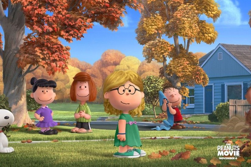 100% Quality The Peanuts Movie Wallpapers, The Peanuts Movie HD Wallpapers,  1920x1080