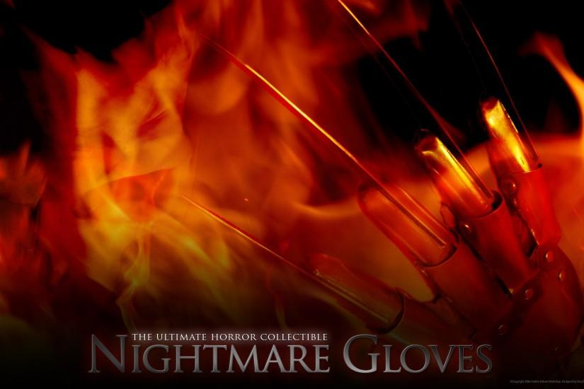 "None other than the razor tipped gloves of Freddy Krueger from ""A nightmare"