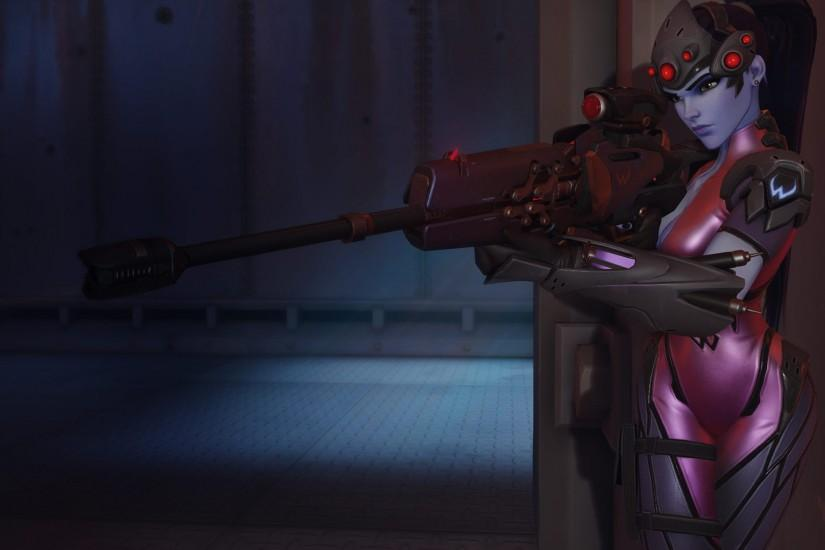 Overwatch Widowmaker · HD Wallpaper | Background ID:646477