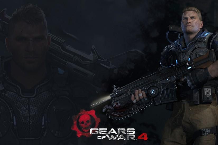 gorgerous gears of war 4 wallpaper 1920x1080 for windows 7