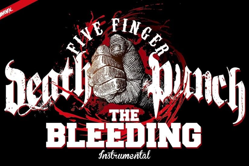 Five Finger Death Punch - The Bleeding (Instrumental)
