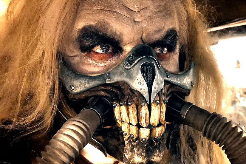 Immortan Joe - Mad Max: Fury Road 1920x1080 wallpaper