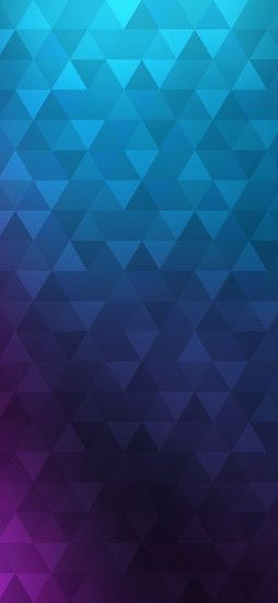 Multicolored purple abstract pattern iPhone X Wallpaper