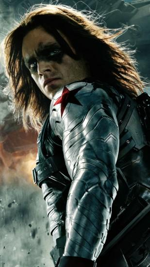 The Winter Soldier Android Wallpaper ...