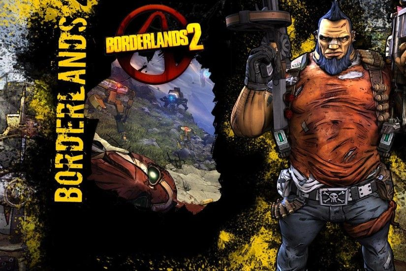 You are downloading Borderlands 2 wallpaper 2. download wallpaper