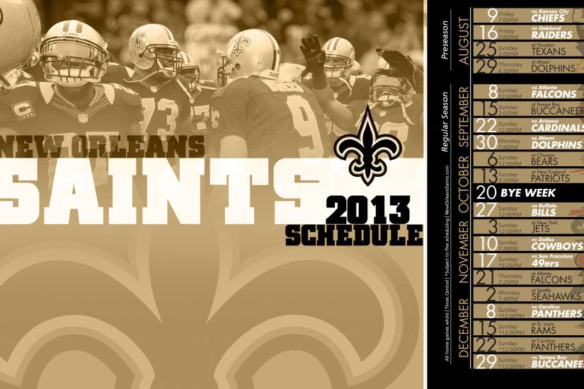 2560 x 1440. New Orleans Saints