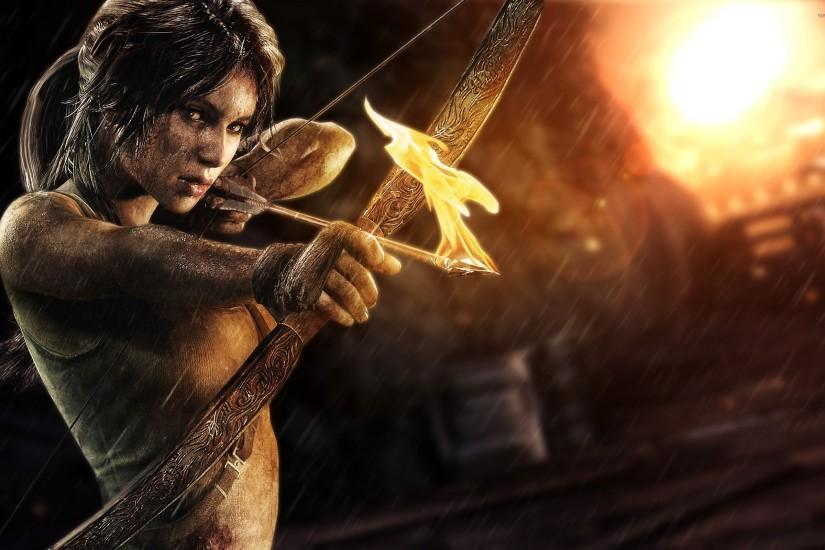 tomb raider wallpaper 2560x1600 for computer