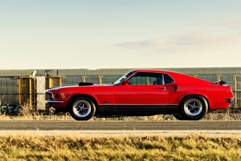 1920x1080 Wallpaper ford mustang, mach 1, muscle car