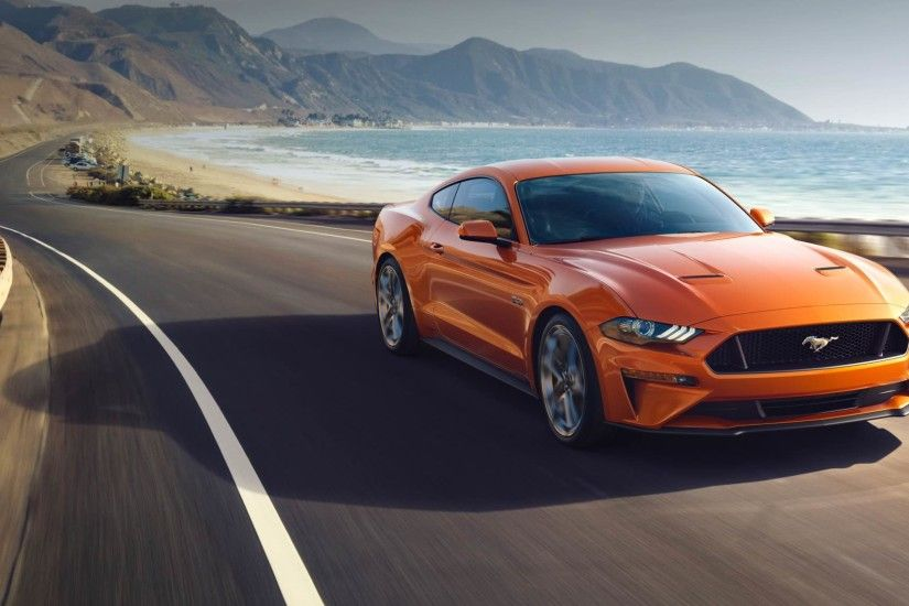 2018 Ford Mustang GT Changes