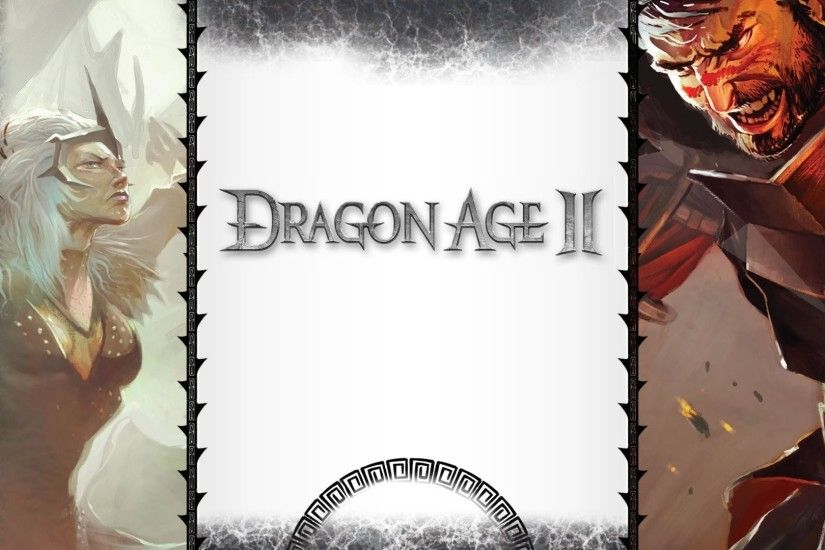 1920x1080 Dragon Age 2 game wallpaper