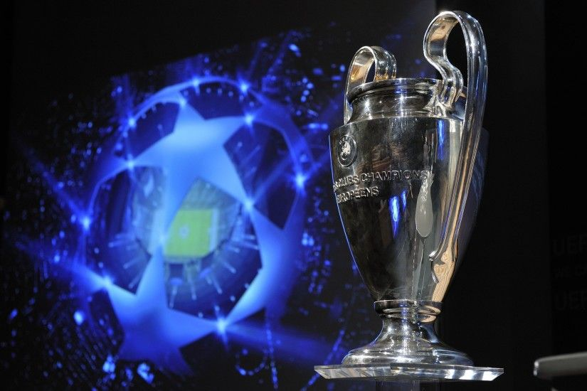 ... HD UEFA Champions League Trophy 160516 - Goal.com UEFA Champions League  Wallpapers ...