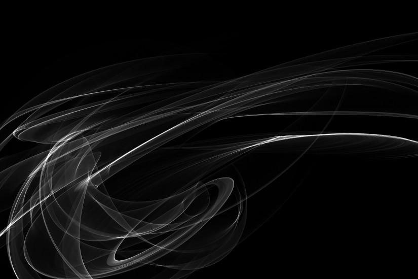 Black Abstract wallpaper - 873326