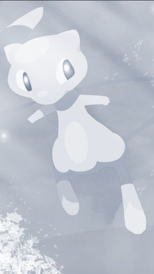 Anime Pokemon Pokémon Mew. Wallpaper 548650