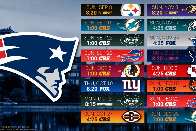 New England Patriots city 2019 schedule background download for desktop pc  or mac 1080x1920