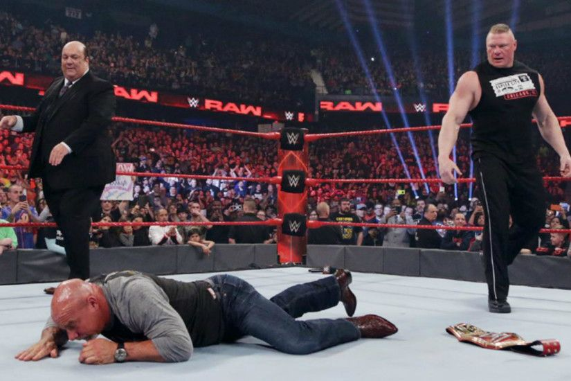 Check out the pick of the action from Raw, including Sheamus' Brogue Kick  on Enzo Amore and The Undertaker's chokeslam on Roman Reigns