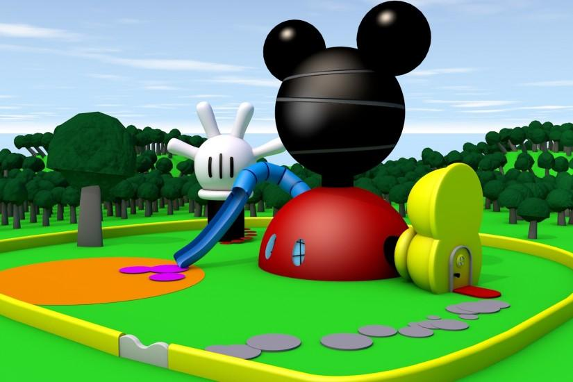 ... Mickey Mouse Clubhouse Backgrounds · cdn.wallpapersafari.com