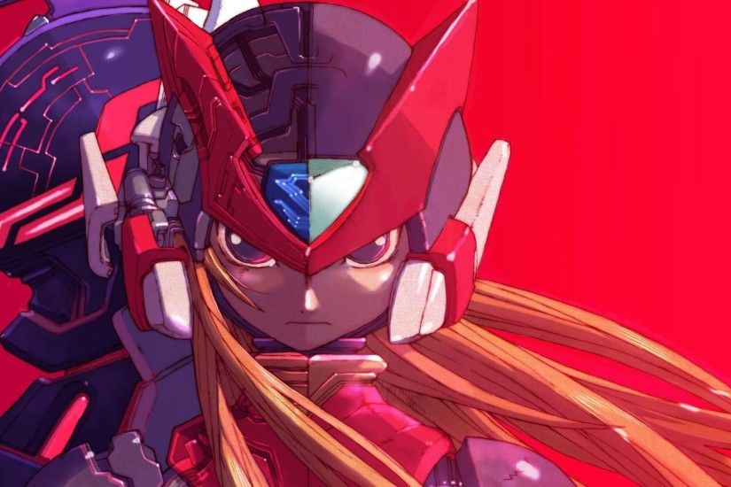 3 Mega Man Zero Collection HD Wallpapers | Backgrounds - Wallpaper Abyss