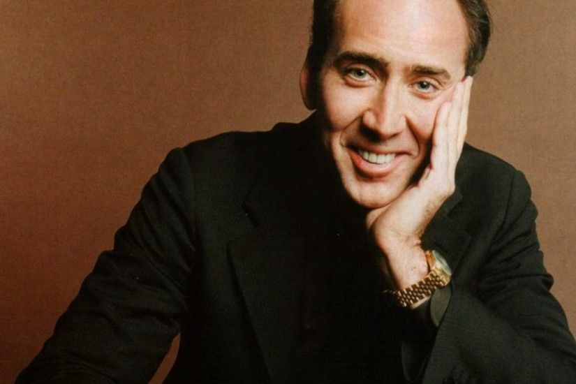 ... Nicolas Cage Wallpaper ...