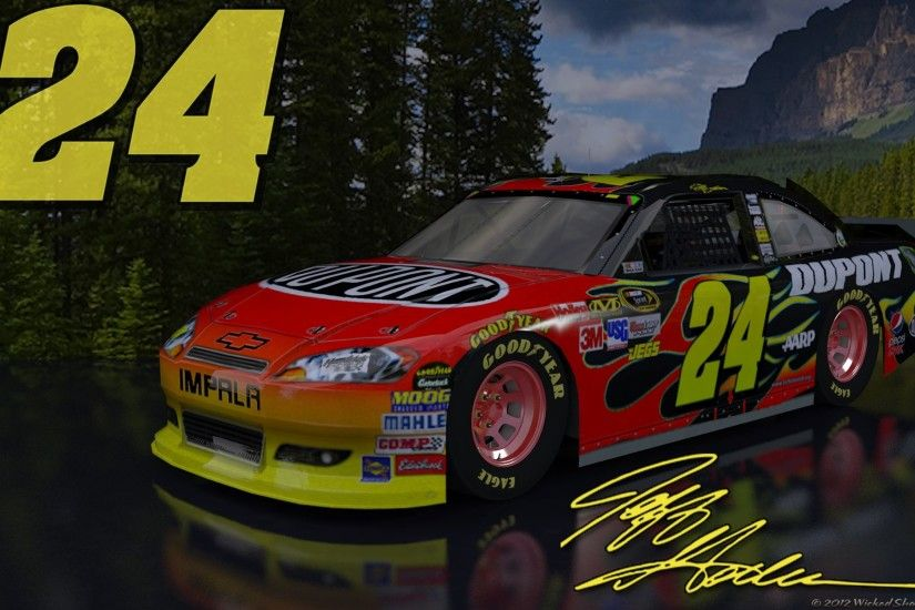 2016-04-03 - wallpaper desktop jeff gordon - #35926