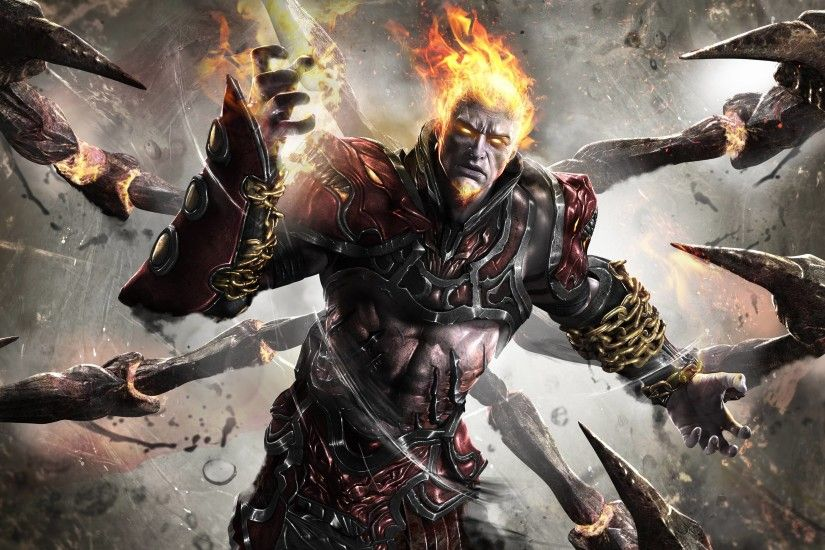 God of War Ascension Ares Wallpapers | HD Wallpapers