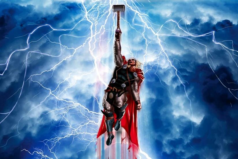 Thor Wallpapers, HD, Backgrounds, Thor Wallpaper 11