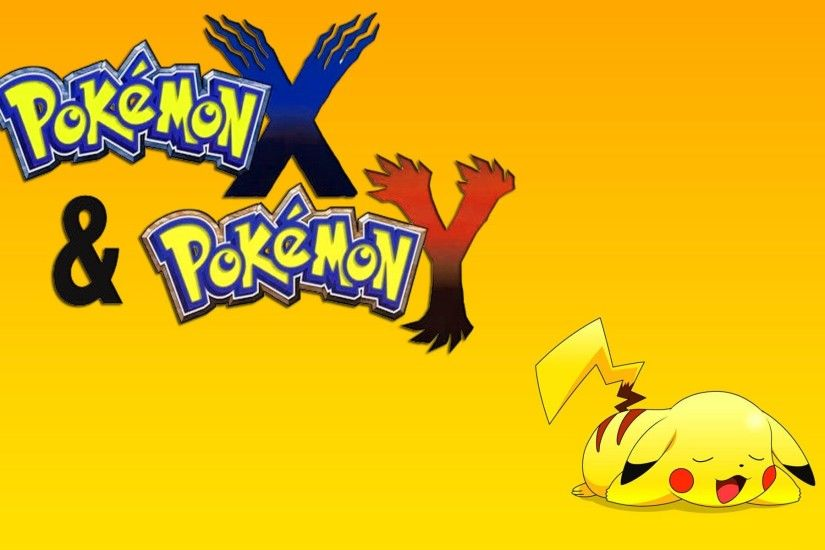 New Pokemon X and Y Full HD