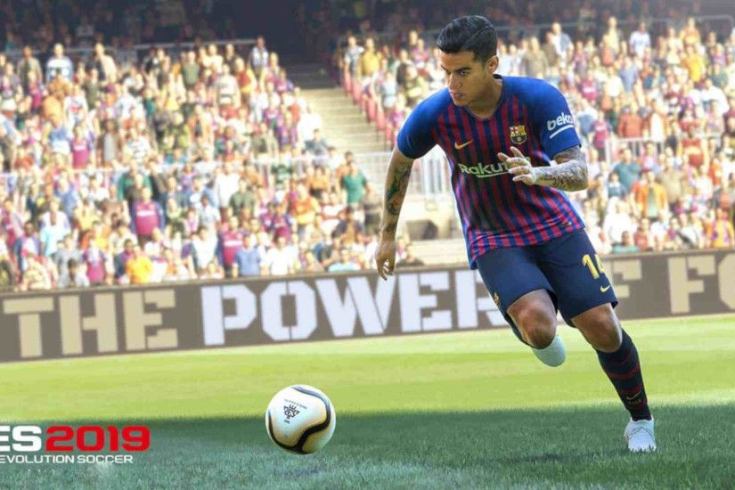 Pro Evolution Soccer 2019 1080p Wallpaper ...
