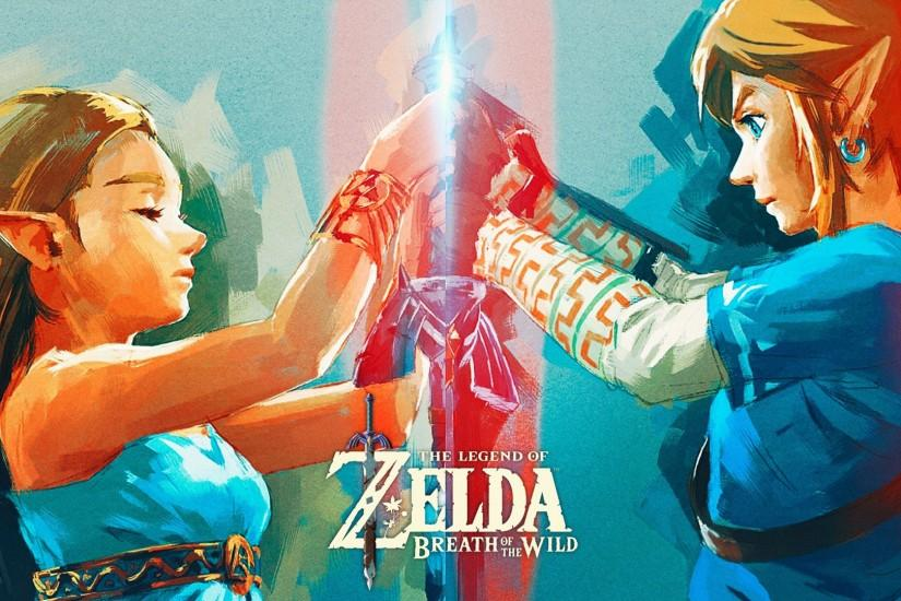 free download zelda breath of the wild wallpaper 1949x1080 htc