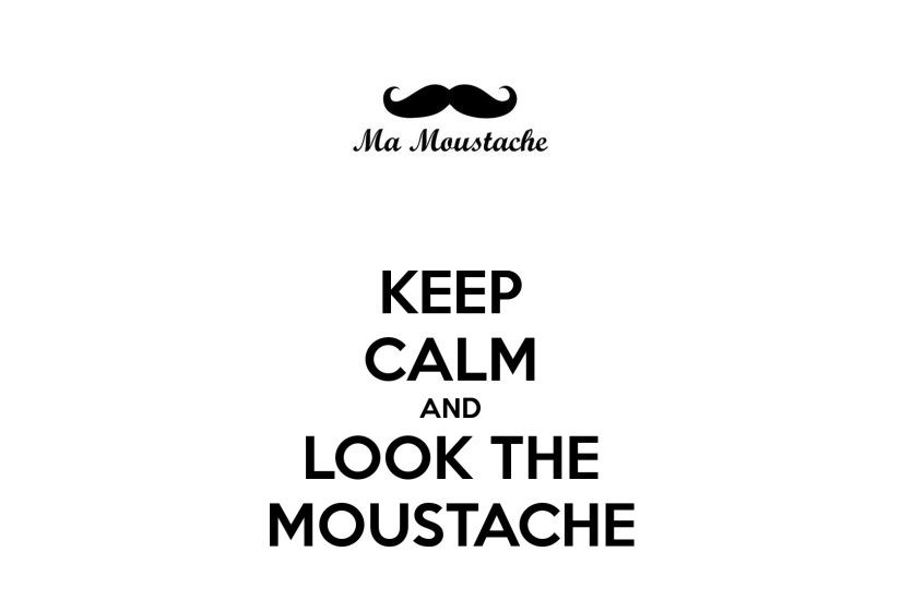Fonds d'écran Moustache : tous les wallpapers Moustache