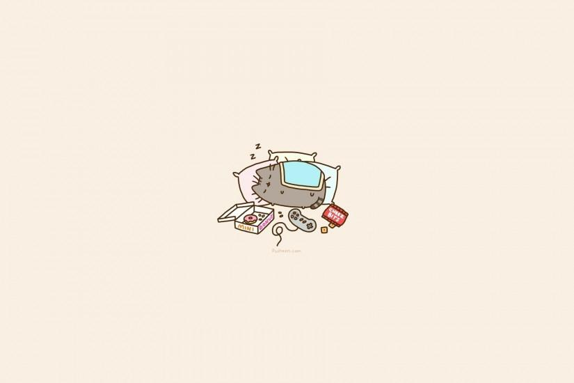 pusheen wallpaper 1920x1200 iphone