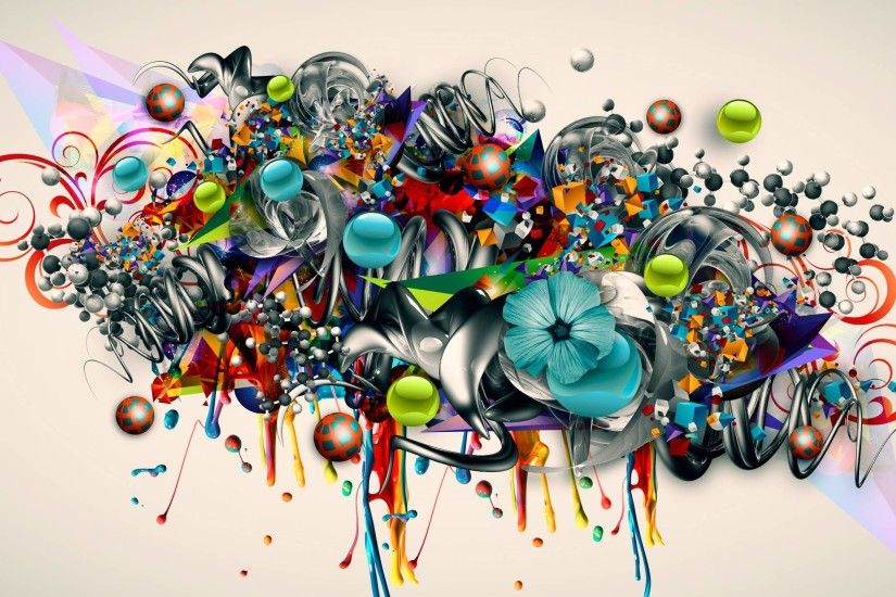 Abstract Graffiti D Wallpaper Awesome Street Art Desktop .