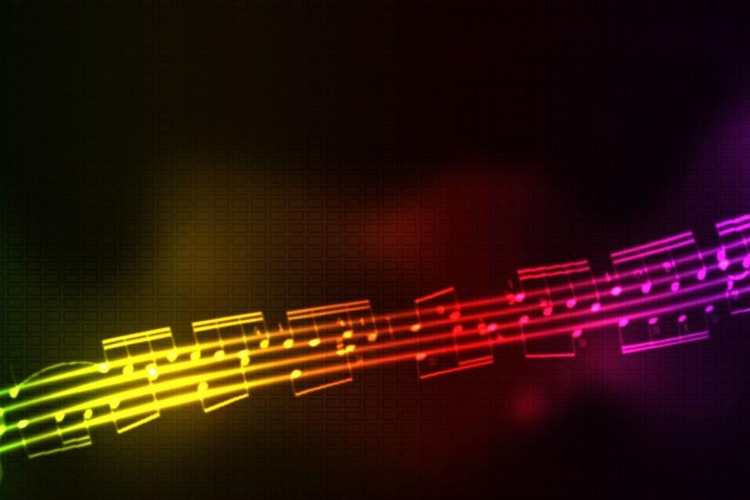 music notes wallpaper 1920x1080 hd for mobile