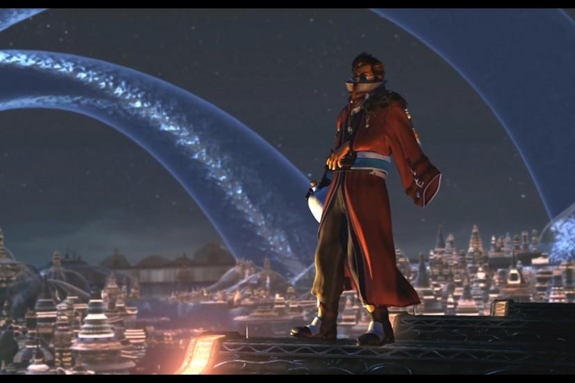 FFX Auron 1920x1280 wallpaper